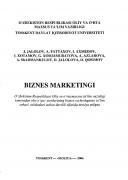 Biznes marketingi
