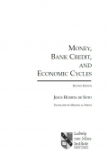 Money, bank credit and economic cycles. (2nd edition)