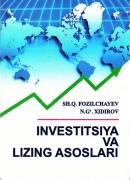 Investitsiya va lizing asoslari