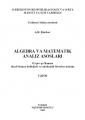 Algebra va matematik analiz asoslari (1-qism)