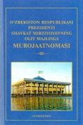 O'zbekiston Respublikasi Prezidenti Shavkat Mirziyoyevning O...